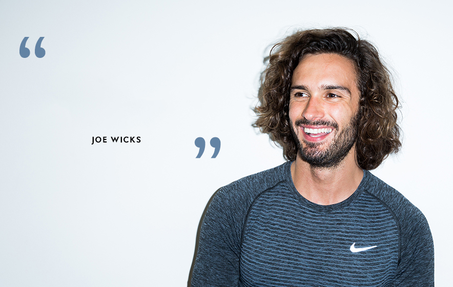 Joe Wicks interview
