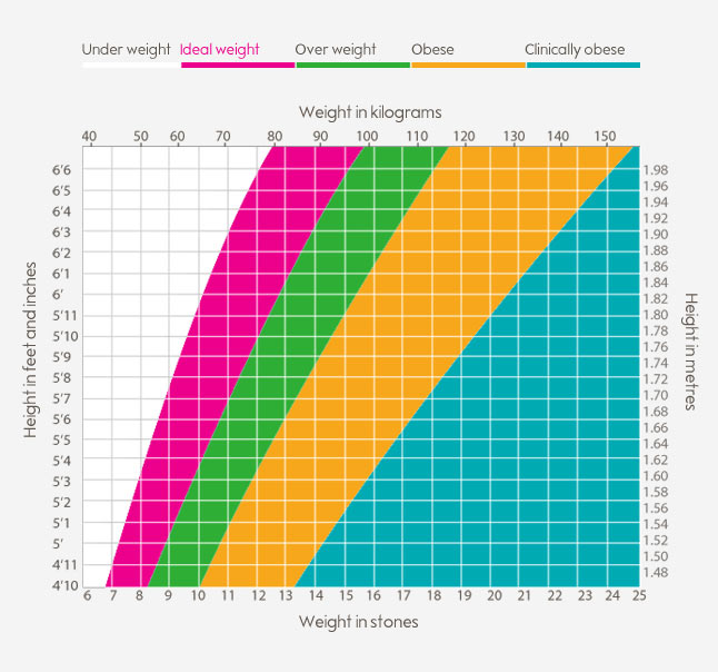 Bmi Calculator Weight Loss Waitrose