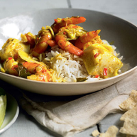 A curry for entertaining