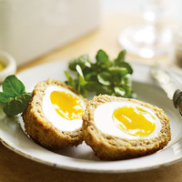 Heston's Scotch eggs