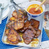 Heston's Barbecue sauce