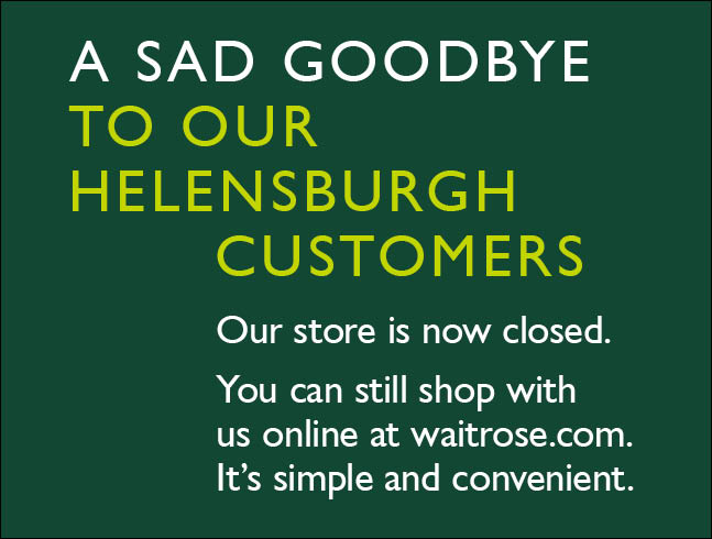 This store is now closed. Please visit waitrose.com
