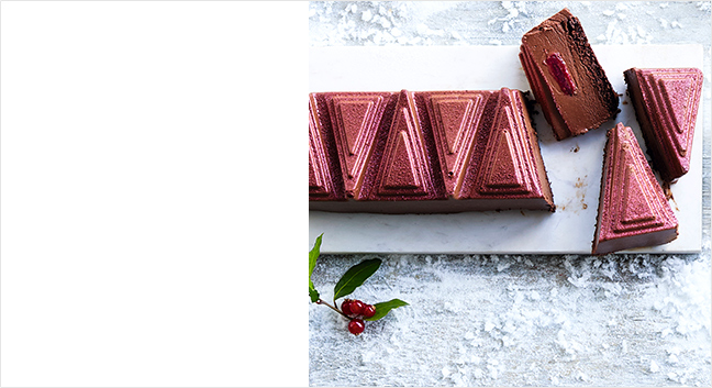 Waitrose Black Forest Sparkle Bar