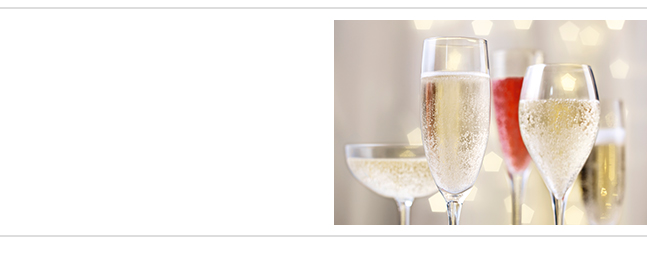 Champagne and sparkling wine tips