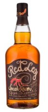 Red Leg Spiced Caribbean Rum