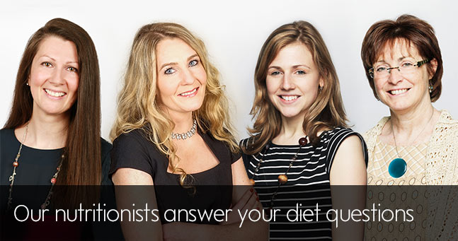 Waitrose nutritionists