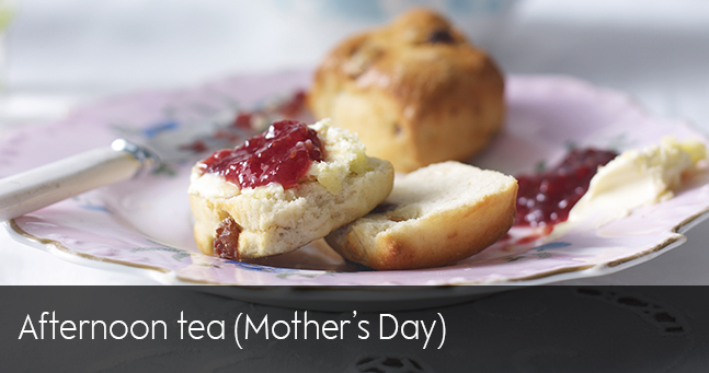 Afternoon tea (Mother's Day)