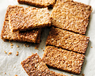 Martha Collison's favourite flapjacks