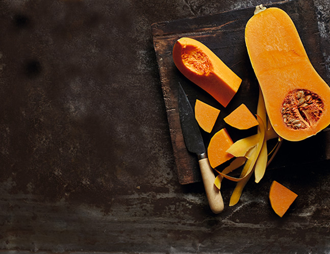 How to prepare butternut