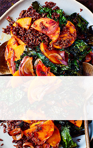 Roasted butternut squash recipes