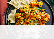 Butternut curry by Waitrose & Partners