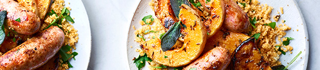 Roast butternut recipes Waitrose & Partners