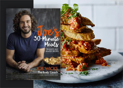 Joe Wicks quick recipes