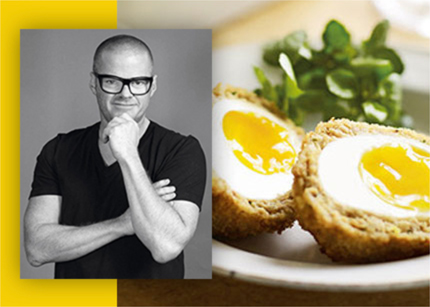 Heston Blumenthal's top recipes