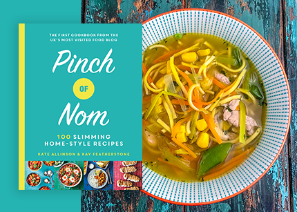 Pinch of Nom recipes