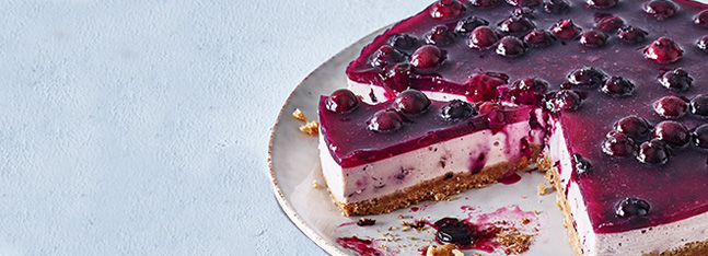 Ready-made Cheesecake from Waitrose & Partners