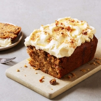 Pecan-and-parsnip-loaf