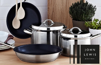 Shop cookware at johnlewis.com