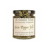 Wooden Spoon Green Pepper Jelly