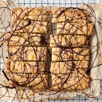 Jamie Oliver's chocolate orange shortbread