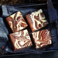 Black velvet brownies