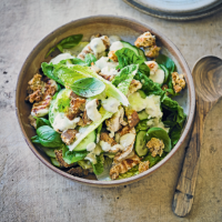 Chicken Caesar with croutons