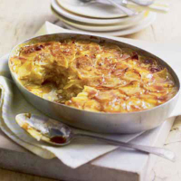 Heston's Potatoes Boulangère