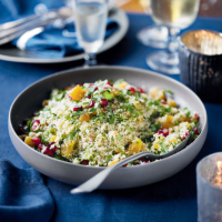 Jewelled couscous