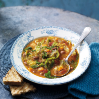 LOVE life tuscan-style winter veg soup