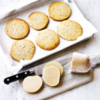 Martha Collison's freezer dough cookies