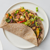 Quick tuna tacos