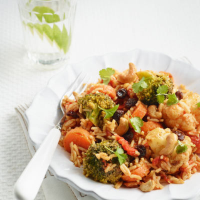 LOVE life vegetable biriyani