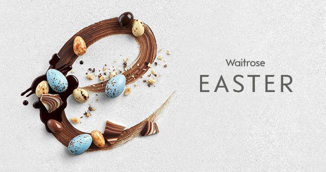 Easter at Waitrose
