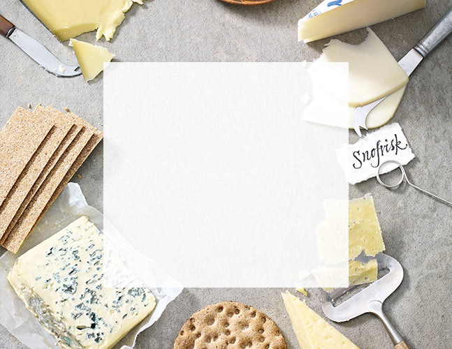 Creating a cheese board