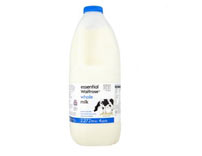 essential Waitrose whole milk