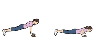 Full push-up