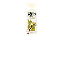 Kallo Organic Wholegrain Rice Cracker