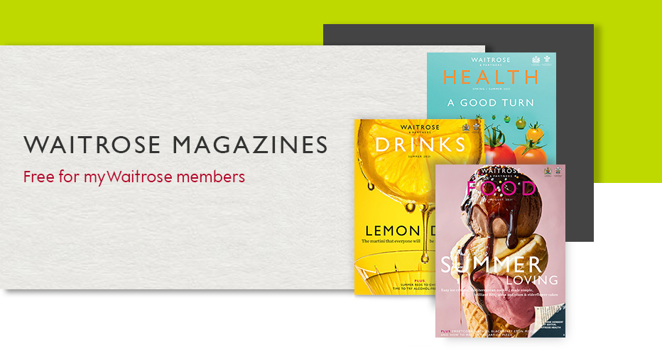 Waitrose & Partners Magazines