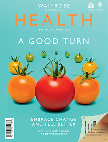 Waitrose Health Magazine