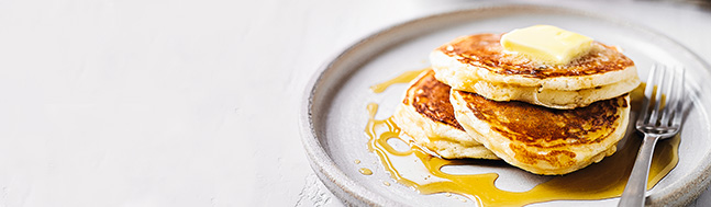 Waitrose pancake recipes