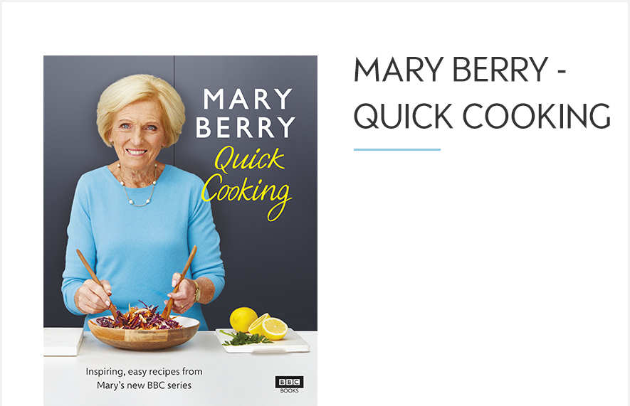 Mary Berry - Quick Cooking