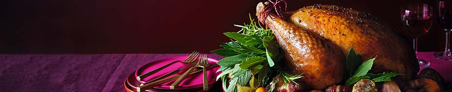 View the turkey guide