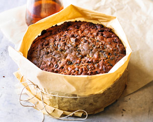 Martha Collison's Christmas cake