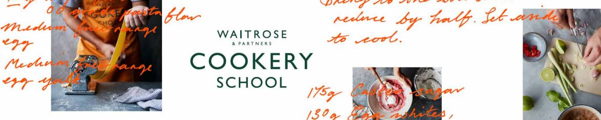 Cookery School Banner 2