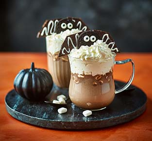Crunchy maple toffee apples