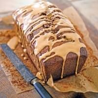 Swedish cardamom coffee cake