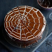 Ultimate Halloween cake
