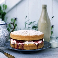 Ultimate victoria sandwich