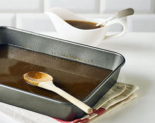 Gravy for roasts