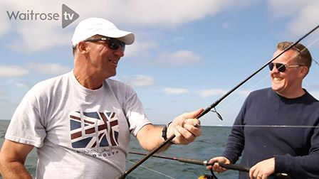 Fishing with Sir Ian 'Beefy' Botham